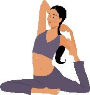 yoga woman Mar 13